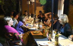 Watercolor workshop in Tuscany